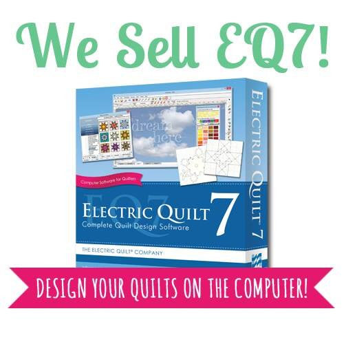 We sell EQ7!