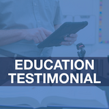 Accessibility in Schools - Education Testimonial