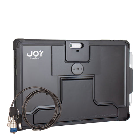 cases - MagConnect LockDown Secure Case with Key Lock for Surface Pro 6 | 5 | 4 - The Joy Factory