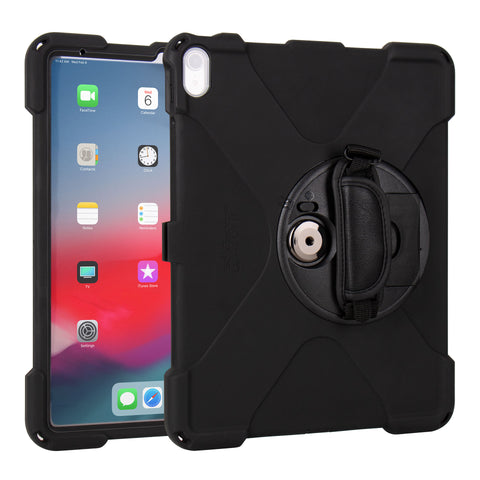 cases - aXtion Bold MP for iPad Pro 12.9 3rd Gen (Black) - The Joy Factory