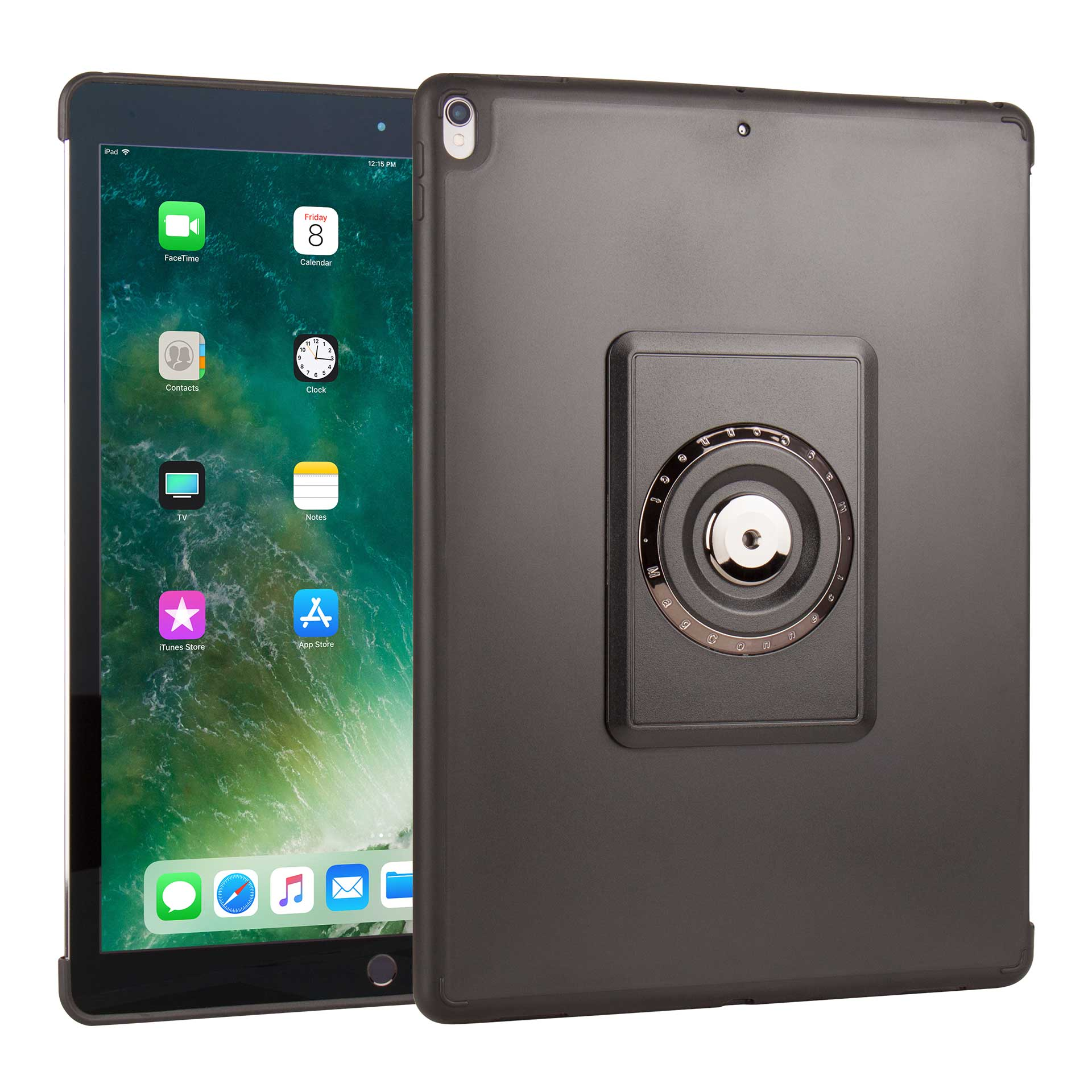 Magconnect Tray Back Case For Ipad Pro Nd 1st Gen