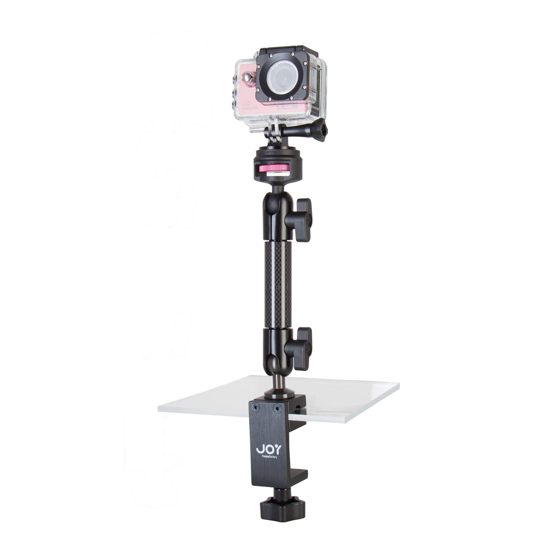 mount-bundles - MagConnect C-Clamp Mount for GoPro Camera The Joy Factory