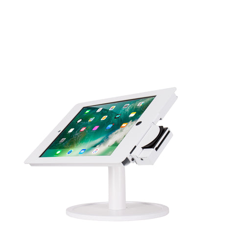 "kiosks - Elevate II POS Countertop Kiosk with MagTek eDynamo Bracket for iPad Pro 12.9"" 2nd 