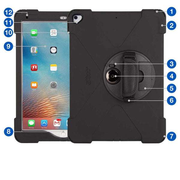 "- aXtion Bold MP for iPad Pro 12.9"" 2nd 