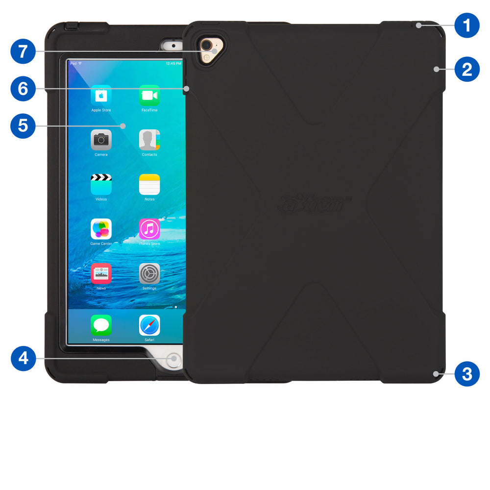 cases - aXtion Bold for iPad Pro 9.7