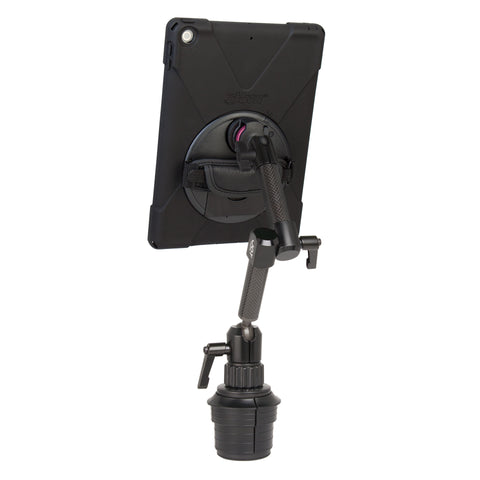 mount-bundles - MagConnect Bold MP Cup Holder Mount for iPad 9.7 5th Generation - The Joy Factory
