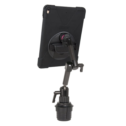 "mount-bundles - MagConnect Bold MP Cup Holder Mount for iPad Air (3rd Gen) | Pro 10.5"" - The Joy Factory"