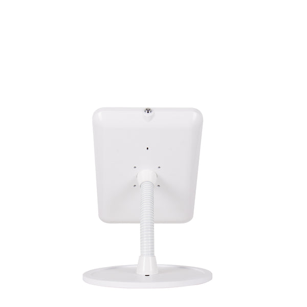 kiosks - Elevate II Flex Countertop Kiosk for iPad 9.7 6th | 5th Generation | Air (White) - The Joy Factory