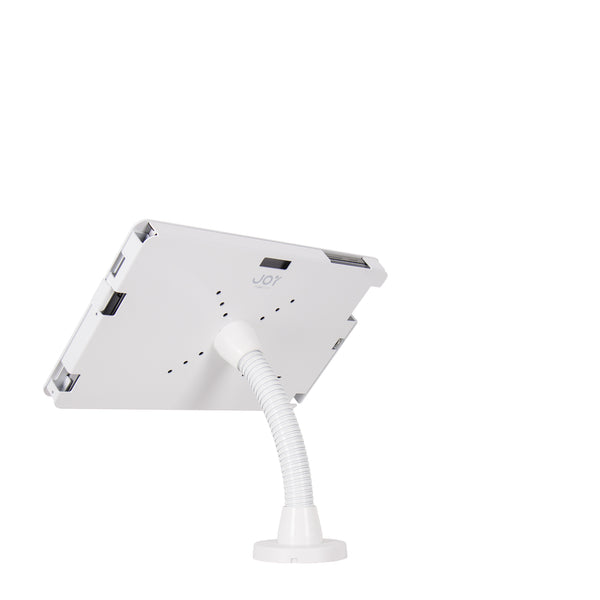 kiosks - Elevate II Flex Wall | Countertop Mount Kiosk for Surface Pro 6 | 5 | 4 | 3 (White) - The Joy Factory
