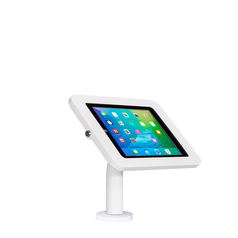 "kiosks - Elevate II Wall | Countertop Mount Kiosk for iPad Air (3rd Gen) | Pro 10.5"" (White) - The Joy Factory"