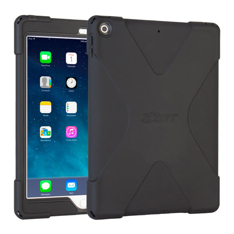 cases - aXtion Bold for iPad 9.7 5th Generation (Black) - The Joy Factory