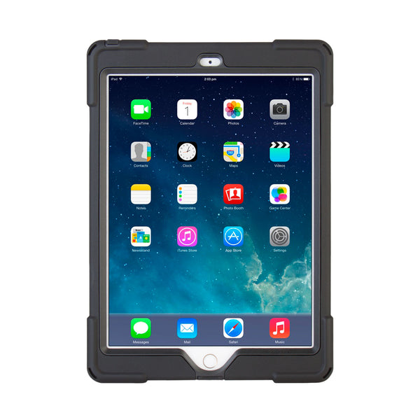 cases - aXtion Bold E for iPad 9.7 6th | 5th Generation (Black) - The Joy Factory