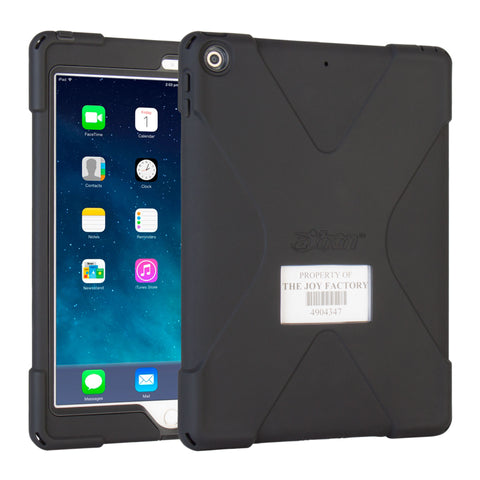 cases - aXtion Bold E for iPad 9.7 5th Generation (Black) - The Joy Factory