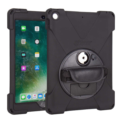 cases - aXtion Bold MP for iPad 9.7 6th | 5th Generation (Black) - The Joy Factory