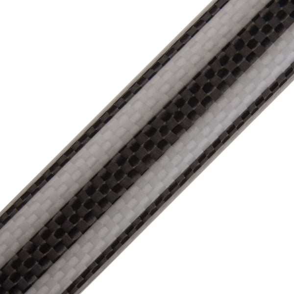 Carbon Fiber Wheelchair Rail Mount for iPad Pro 12.9