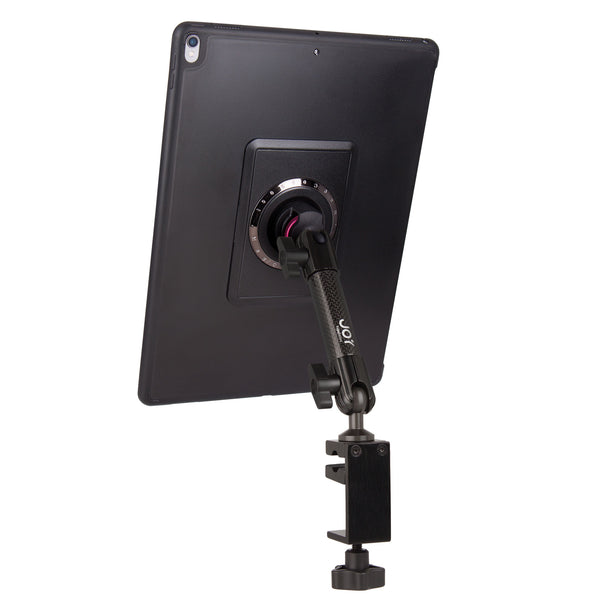 "MagConnect C-Clamp Mount for iPad Pro 12.9"" - The Joy Factory"