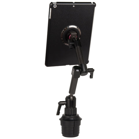 MagConnect Cup Holder Mount for iPad Air - The Joy Factory - 1