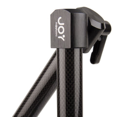 ipad clamp with dual carbon fiber arms