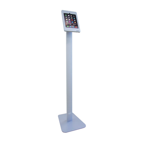 kiosks - Elevate Floor Standing Kiosk for iPad Pro 9.7, iPad Air 2, Air, iPad 6th | 5th | 4th | 3rd | 2nd Ge - The Joy Factory
