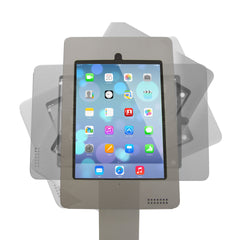 Elevate Floor Standing Kiosk for iPad Air 2, Air, iPad 4th/3rd/2nd Gen - The Joy Factory