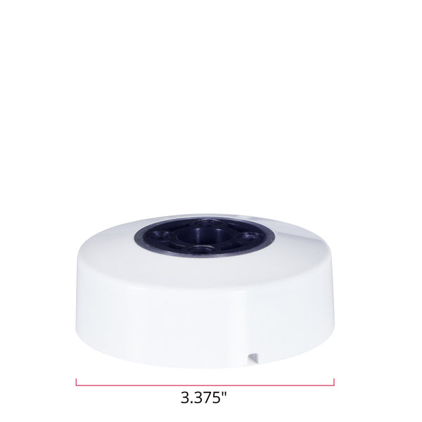 Elevate II Rotate 90 Degree Module (White) - The Joy Factory