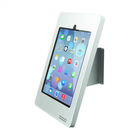ipad kiosk wall mount (Fixed) for iPad Air 2, Air, 4th/3rd/2nd Gen - The Joy Factory