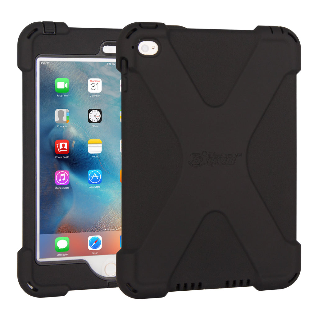 axtion bold rugged water resistant ipad mini 4 case the joy factory. Black Bedroom Furniture Sets. Home Design Ideas