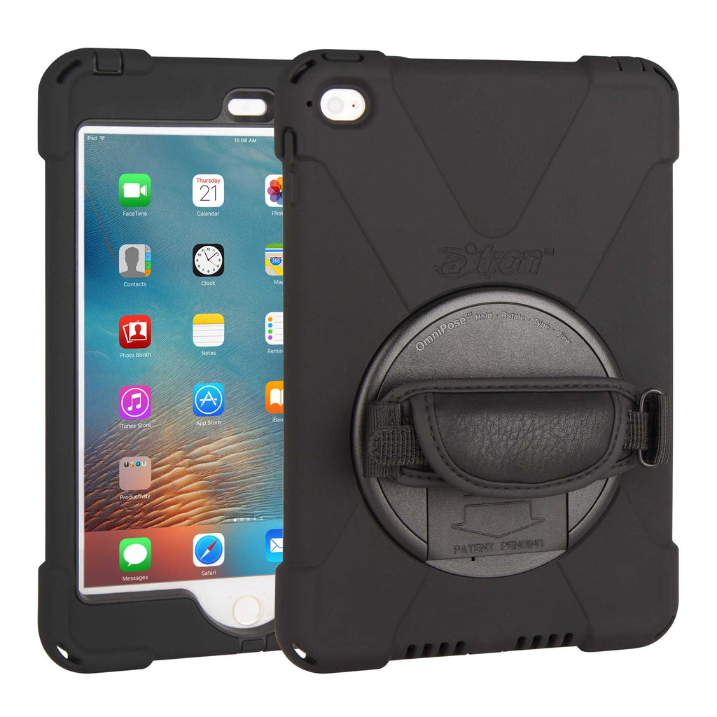 Rugged Case Water Resistant Ultra-slim for iPad Mini 4