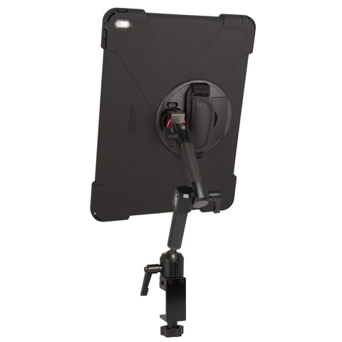 "mount-bundles - MagConnect Bold MP C-Clamp Dual Arm Mount for iPad Pro 12.9"" - The Joy Factory"