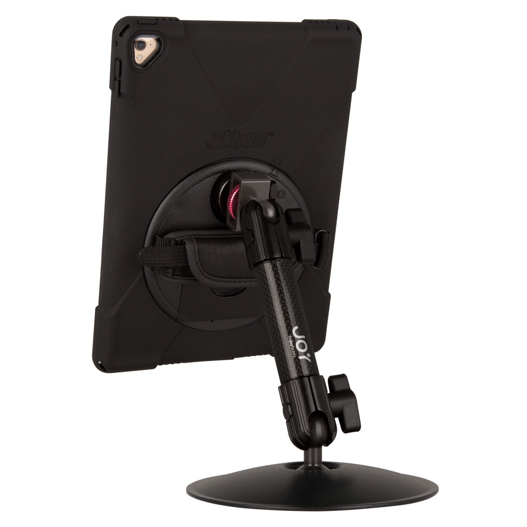 ipad desk stand with rugged case