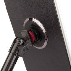 iPad Counter Mount Rear View