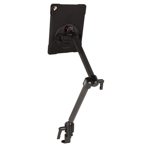 ipad vehicle mount with rugged case