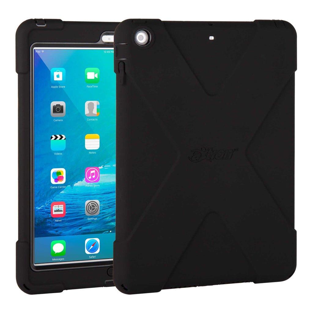 aXtion Bold Case for iPad Air (Black/Black) - The Joy Factory - 1