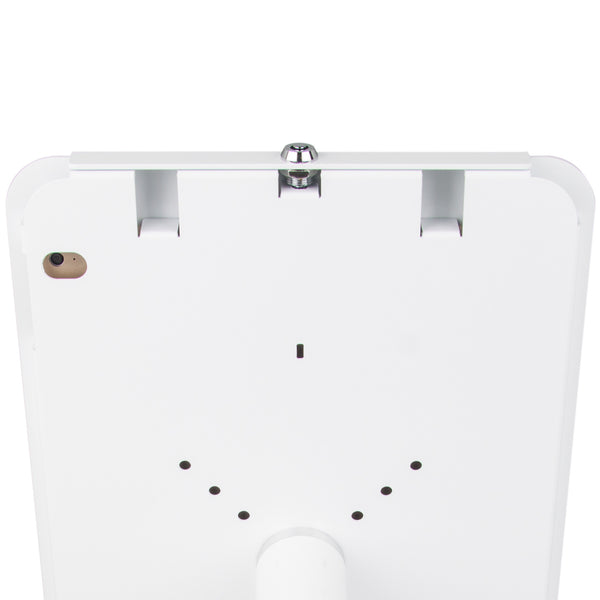 Elevate II On-Wall Mount Kiosk for iPad Pro 12.9 (White) - The Joy Factory