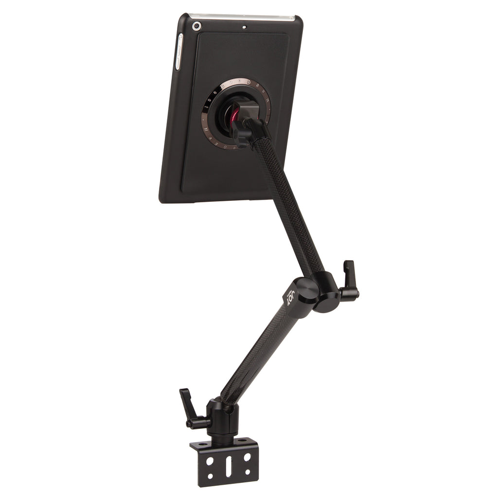 MagConnect Wheelchair Rail Mount for iPad mini 3/2/1 - The Joy Factory