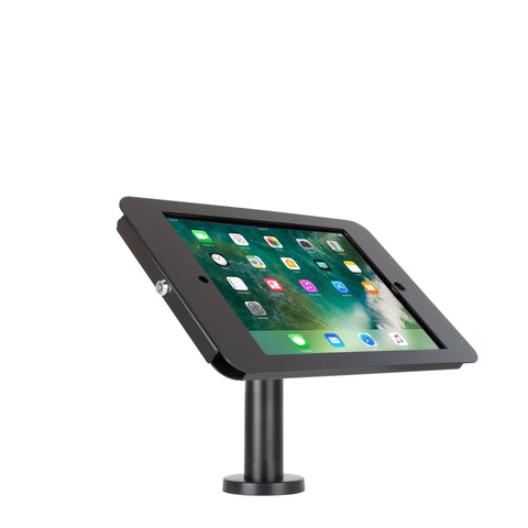 kiosks - Elevate II Wall | Countertop Mount Kiosk for iPad Pro 12.9 (Black) - The Joy Factory