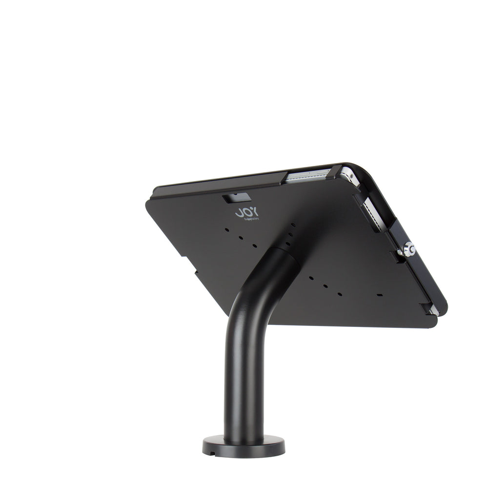 kiosks - Elevate II Wall | Countertop Mount Kiosk for Surface Pro 7 | 6 | 5 | 4 (Black) - The Joy Factory