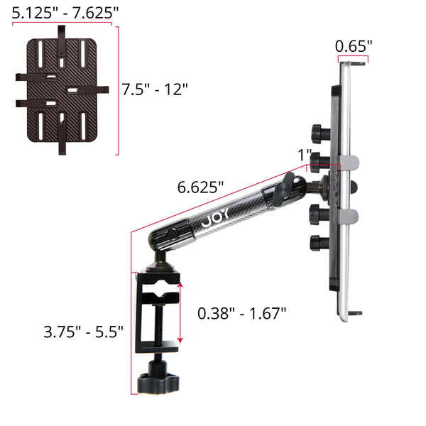 Unite C-Clamp Mount - The Joy Factory