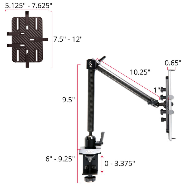 Unite Clamp Mount - The Joy Factory