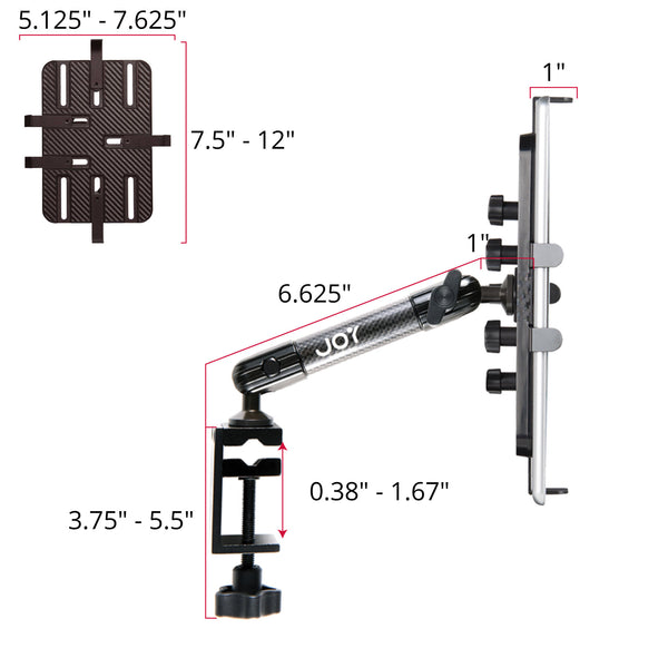 mount-bundles - Unite M C-Clamp Mount - The Joy Factory