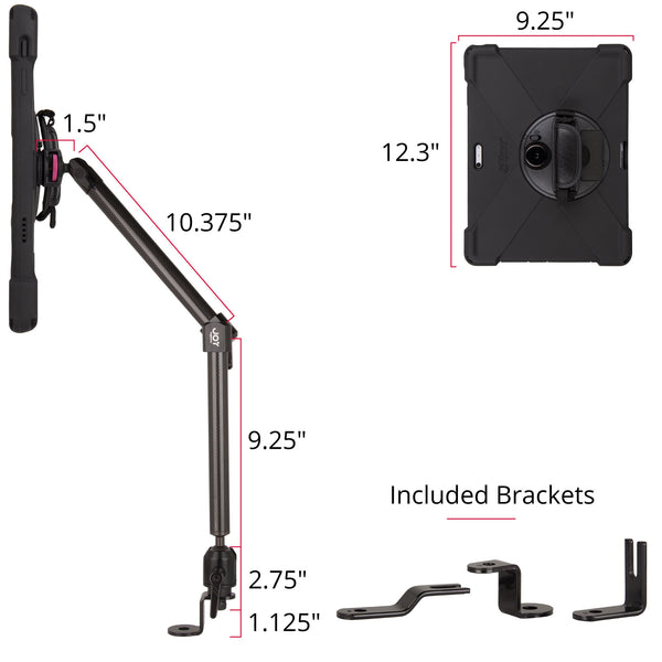 mount-bundles - MagConnect Bold MP Seat Bolt Mount for Surface Pro 6 | 5 - The Joy Factory