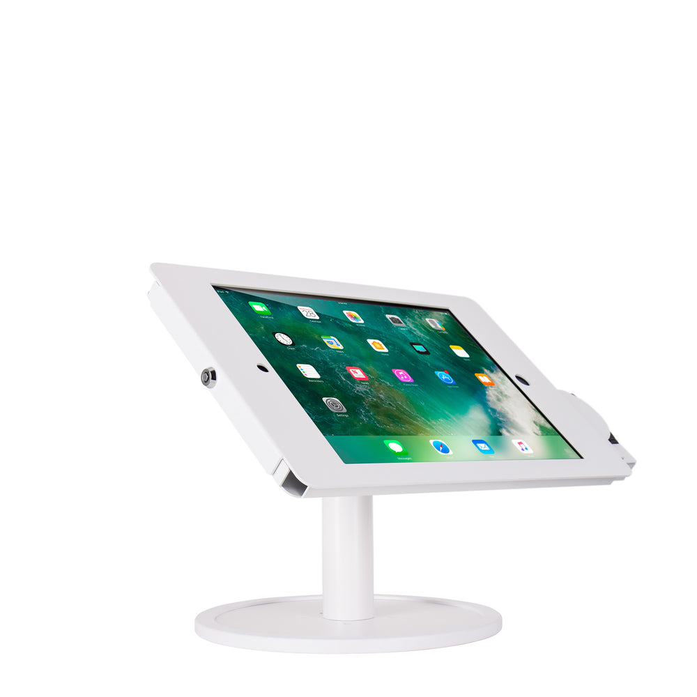 kiosks - Elevate II POS Countertop Kiosk with MagTek eDynamo Bracket for iPad Pro 12.9