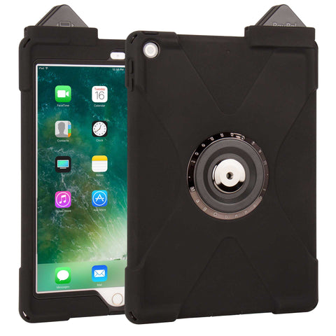 cases - aXtion Bold M with PayPal Mobile Reader Support for iPad 9.7 6th | 5th Generation - The Joy Factory