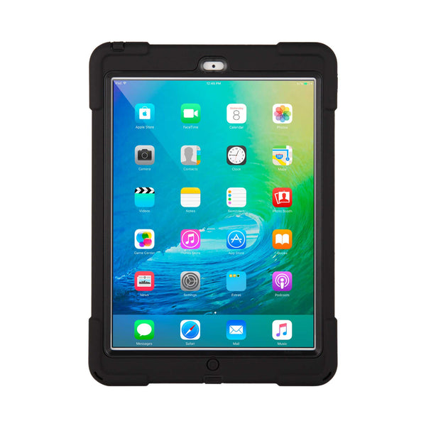aXtion Bold Case for iPad Air (Black/Black) - The Joy Factory - 6