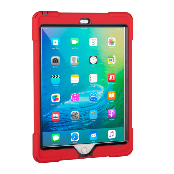 aXtion Bold Case for iPad Air 2 (Red/Black) - The Joy Factory - 3