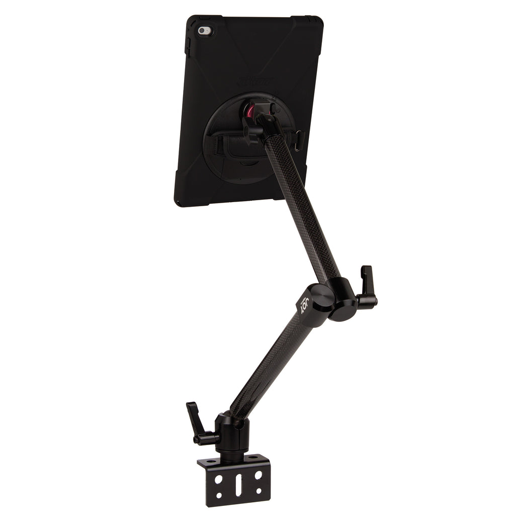 MagConnect™ Bold MP Wheelchair Rail Mount for iPad Air 2 - The Joy Factory