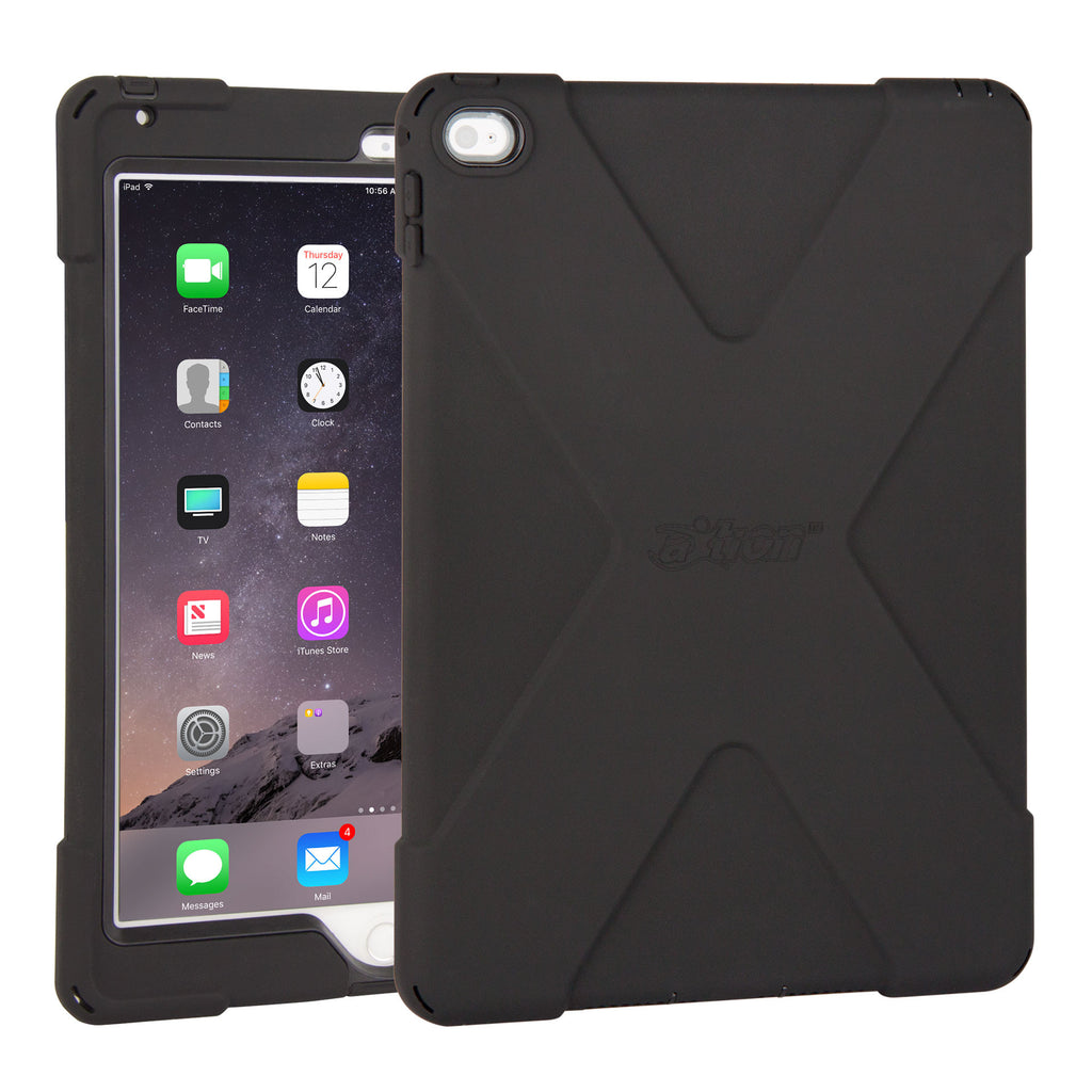 aXtion Bold Case for iPad Air 2 (Black/Black) - The Joy Factory