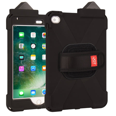 cases - aXtion Bold M and Universal Hand Strap for iPad mini 4 with PayPal Here Card Reader Support - The Joy Factory