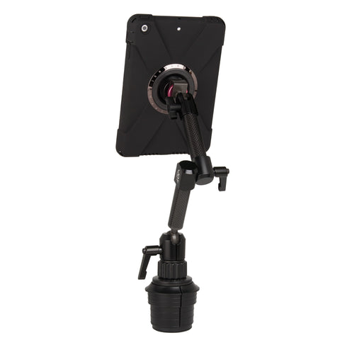 MagConnect Bold M Cup Holder Mount for iPad mini 3/2/1 - The Joy Factory