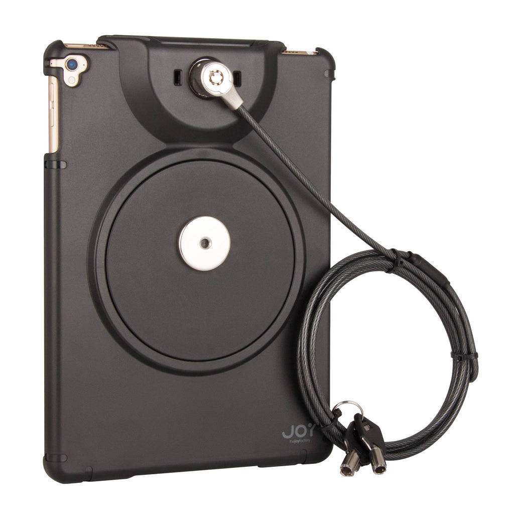 secure ipad holder rear
